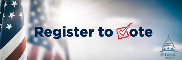 Register to vote banner